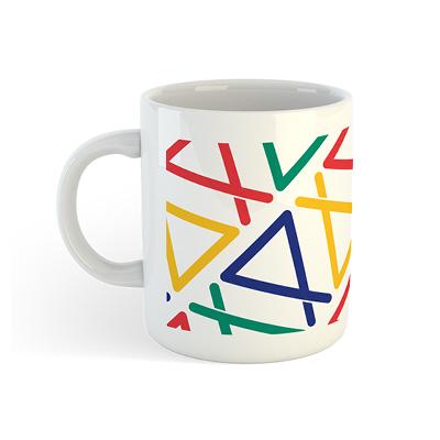 Tipi Homes branded mug designed by Brocklebank Creative Services